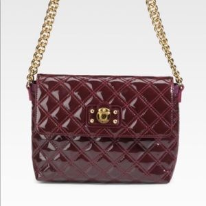 Marc Jacobs Quilted Small Crossbody Clutch